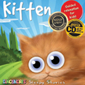 kitten bedtime story, children's meditation and relaxation